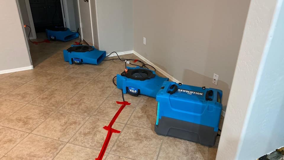 Sundance: AZ Water Damage