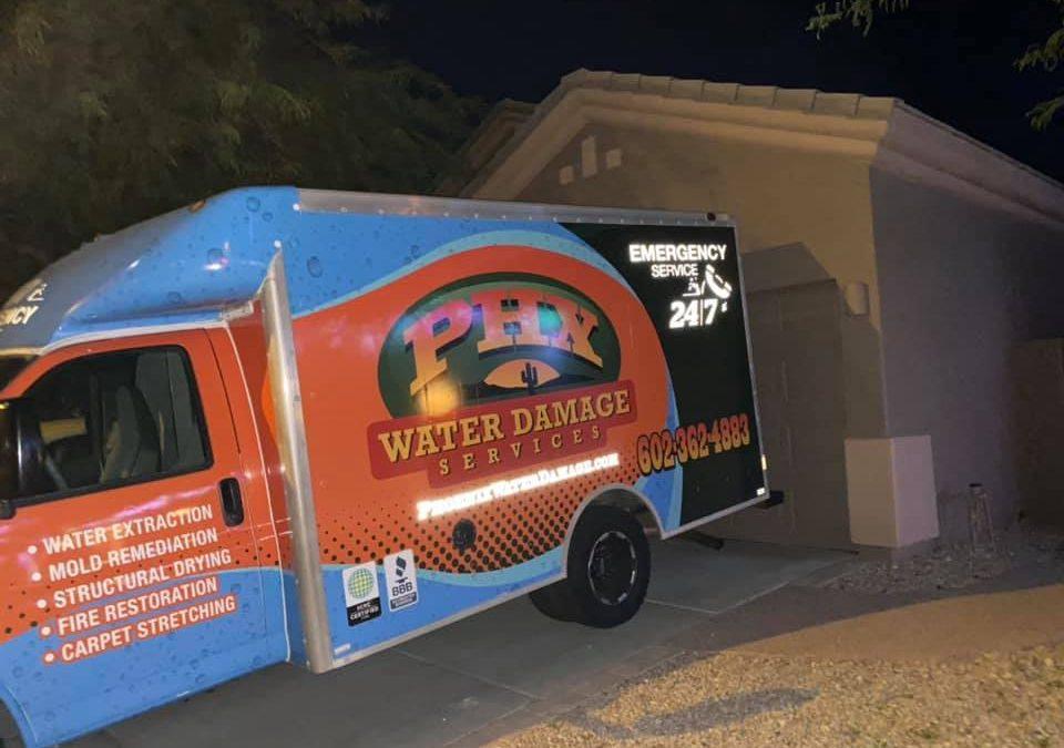 Verrado, AZ: Water Damage